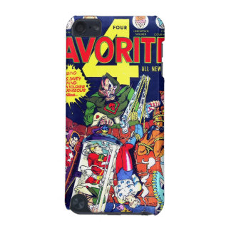 4 Favorite Comics #5 iPod Touch 5G Cover