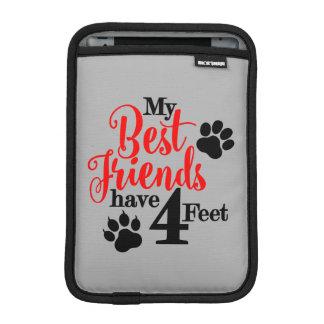4 Feet Best Friends Sleeve For iPad Mini