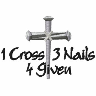 4 Given Cross Hoodie