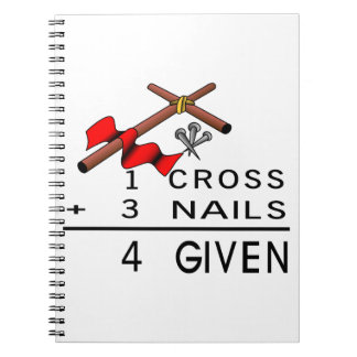 4 Given Notebook
