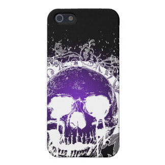 4 Gothic Skull  iPhone SE/5/5s Cover