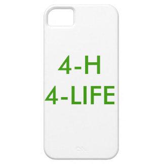 4-h 4 life iPhone SE/5/5s case