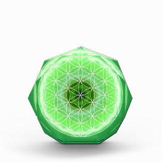 4 heart chakra green created by Tutti Awards
