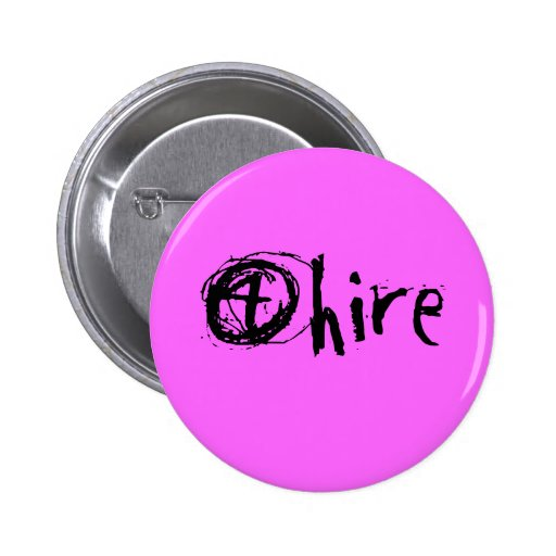 4 hire 2 inch round button