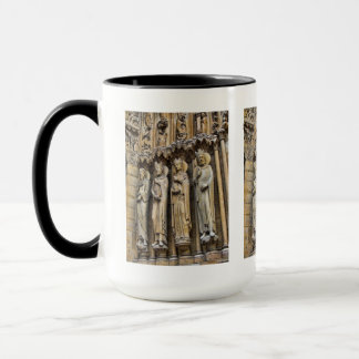4 Kings Notre-Dame Cathedral Mug