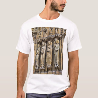 4 Kings Notre-Dame Cathedral T-Shirt