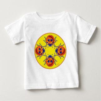 4 ladybugs tee shirts