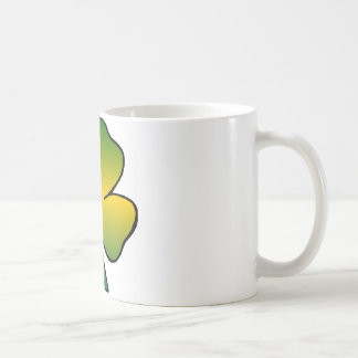 4 Leaf Clover Coffee Mug