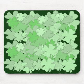 4-Leaf Clover Mouse Pad
