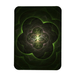 4 Leaf Clover Vinyl Magnet