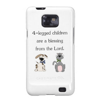 4-legged children are a blessing (pic) galaxy s2 covers