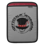 4 Little Monsters - Andy Holiday Logo iPad Sleeves