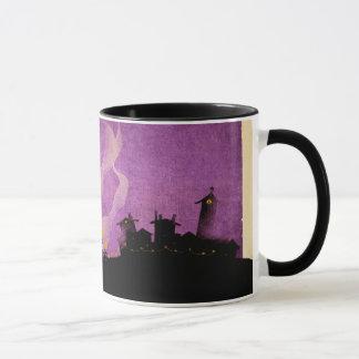 4 Little Monsters - Halloween Night Mug