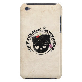 4 Little Monsters - Michael Holiday Logo iPod Case-Mate Cases