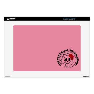 4 Little Monsters - Nessa Holiday Logo Skin For Laptop