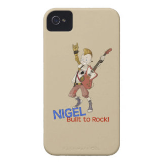 4 Little Monsters - Nigel iPhone 4 Covers