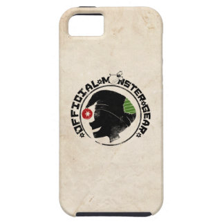 4 Little Monsters - Nigel Holiday Logo 2 iPhone 5 Case
