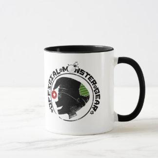 4 Little Monsters - Nigel Holiday Logo 2 Mug