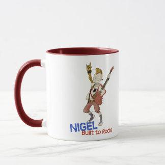 4 Little Monsters - Nigel Mug