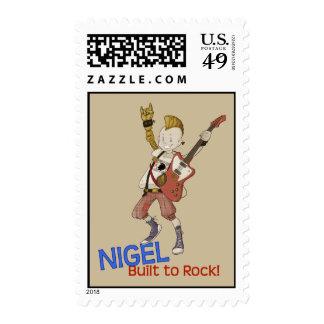 4 Little Monsters - Nigel Stamp