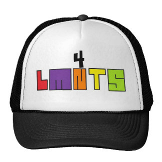 4 LMNTS MESH HAT