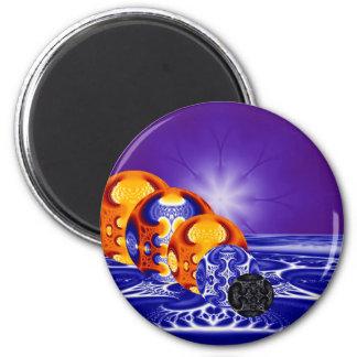 4 Marbles Magnet