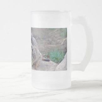 4 Meerkats Looking Left Mug