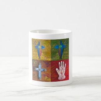 4 Miracles  Mug (white)