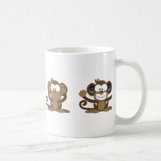 4 Monkeys Mug