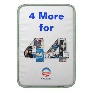 4 More for 44: Obama 2012 MacBook Skin Sleeve For MacBook Air
