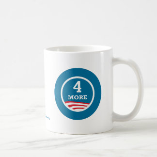 4 More Years Obama 2012 Coffee Mug