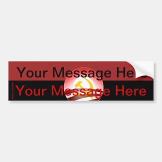 4 More Years Of Obama? LOL Bumper Sticker