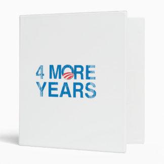 4-MORE-YEARS-OF-OBAMA Vintage.png Vinyl Binders