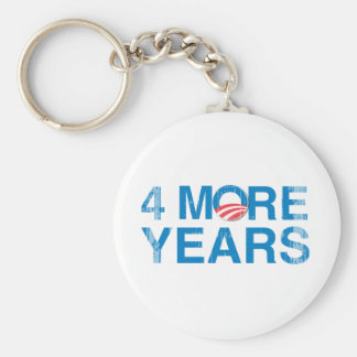 4-MORE-YEARS-OF-OBAMA Vintage.png Keychain