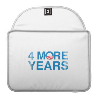 4-MORE-YEARS-OF-OBAMA Vintage.png Sleeves For MacBook Pro