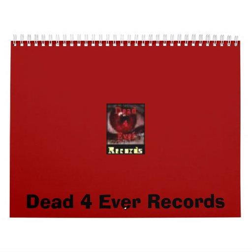 4 muertos registra nunca el calendario 2009