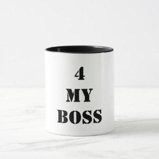 4 My Boss Mug