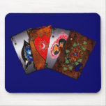 4 of a kind mouse pads