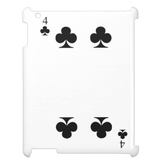 4 of Clubs Cover For The iPad 2 3 4