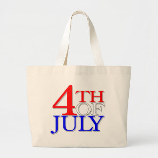 4 Of July Canvas Bag