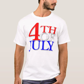 4 Of July T-Shirt