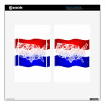 4 of July- USA Kindle Fire Decals