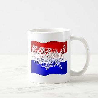 4 of July- USA Mugs