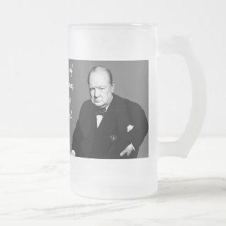 #4 - On The Evil Of Socialism 16 Oz Frosted Glass Beer Mug