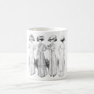 4 opulentos taza clásica