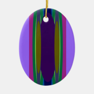 4 out of 5 Santas recommend: Bonini Beach Surf Ace Ceramic Ornament