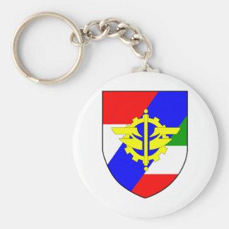 4.Panzergrenadierdivision Basic Round Button Keychain