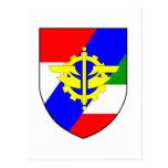 4.Panzergrenadierdivision Tarjeta Postal