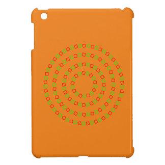 4 Perfect Circles (Optical Illusion) iPad Mini Covers
