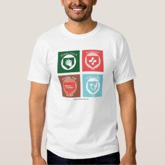 4 perk bastards tee shirt
